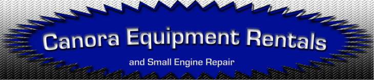 Canora Equipment Rentals